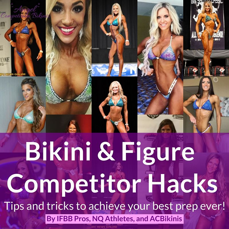 1e8c092499 Competitor Hacks – Angel Competition Bikinis