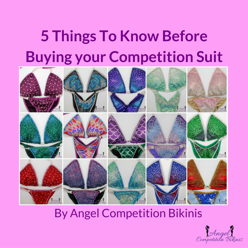 Competition Suits, competition bikini, competition figure suits
