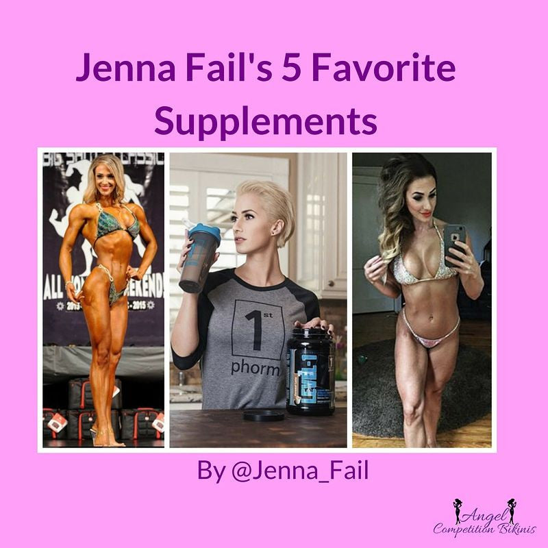 Supplements for bikini competitors, supplements for figure competitors