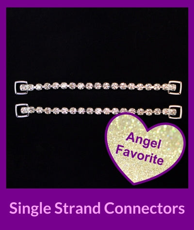 Straight Connector Angel Competition Bikinis NPC Bikinis