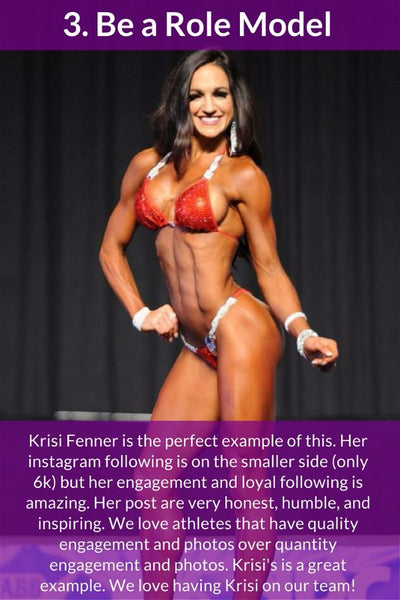 How to become a sponsored npc bikini athlete at Angel Competition Bikinis
