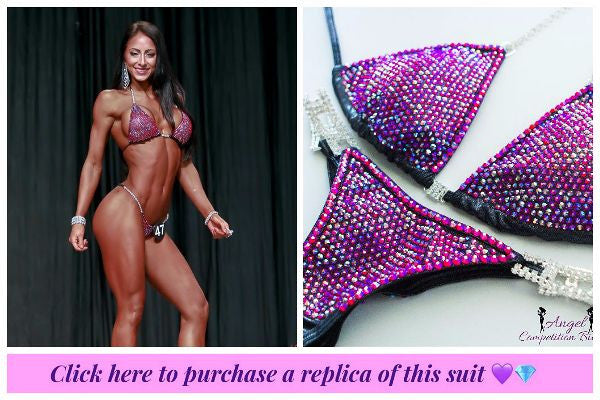 IFBB Bikini pro competition suits
