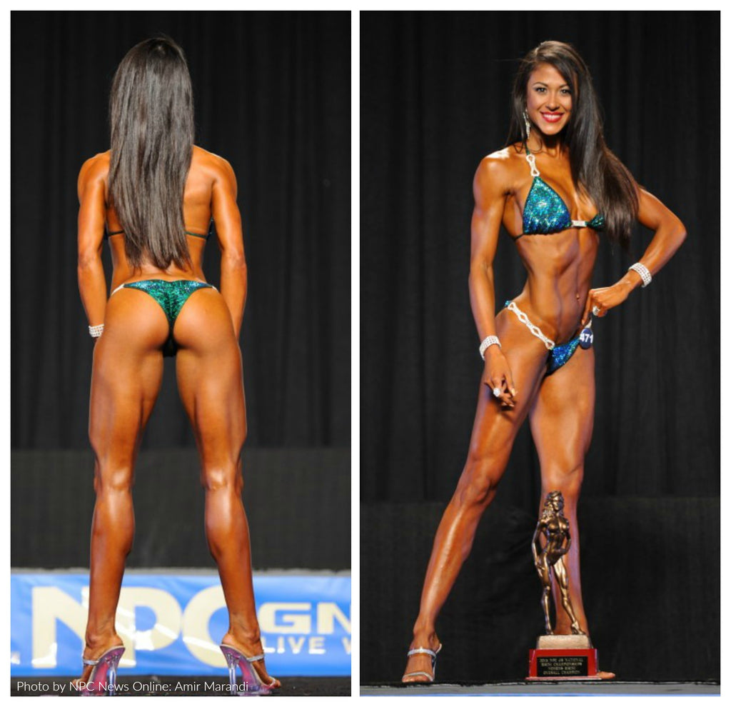 IFBB Pro Bikini competitor, how to become an IFBB Pro Bikini competitor