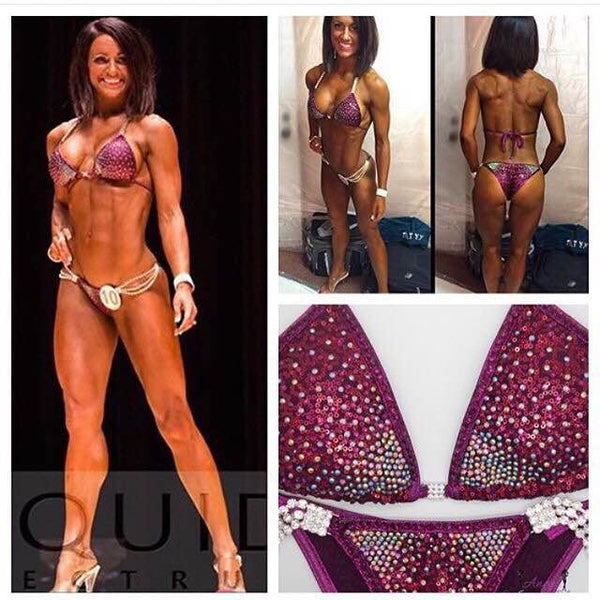 Angel Competition Bikinis, what you need to know before competing in the NPC Bikini division