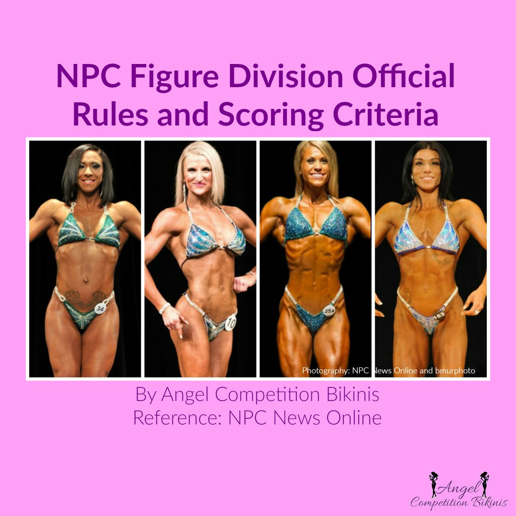 NPC Figure Division Rules and scoring criteria