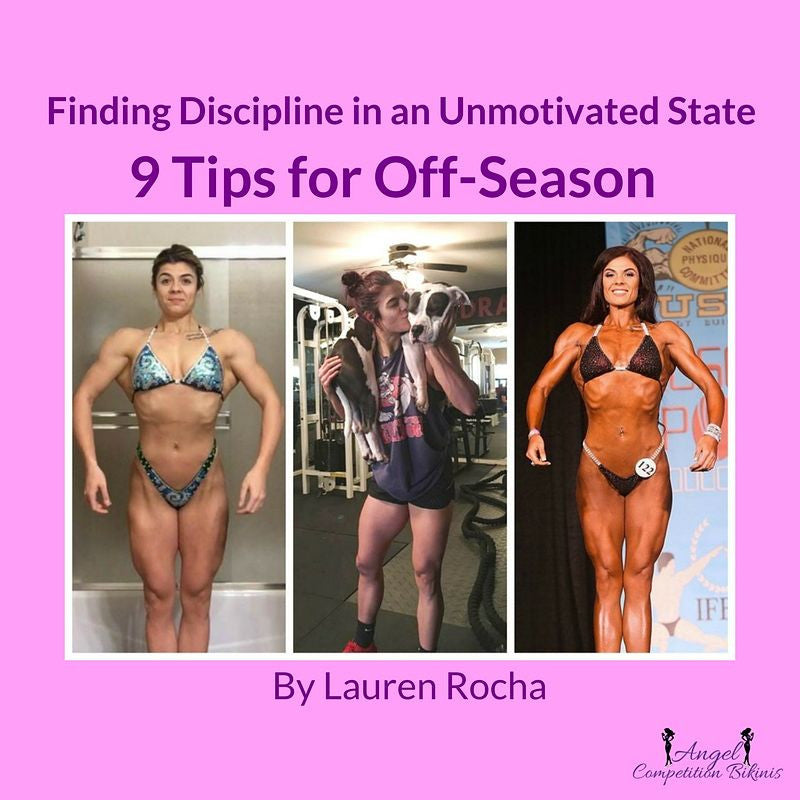 NPC Figure competition, npc figure off-season, off-season for a bikini competitor