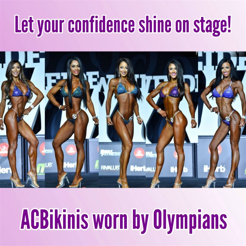 Angel Competition Bikinis The favorite of the Olympians