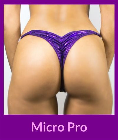 Optimized  Micro Pro Cheeky Angel Competition Bikinis NPC bikini cut-opt