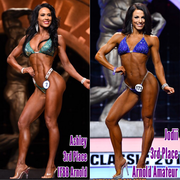 Angel Competition Bikinis Ashley Kaltwasser Jodii Fox NPC IFBB Bikini Suits and Figure Suits