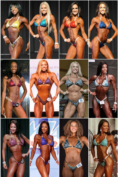 NPC Figure Athletes