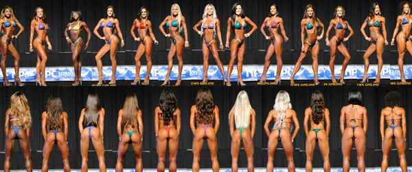 Angel Suit Buying Guide for NPC Competition Figure suits and NPC bikinis