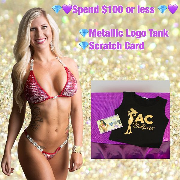 Angel Competition Bikinis Black Friday