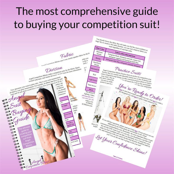 Angel Competition Bikinis Angel Suit Buying Guide