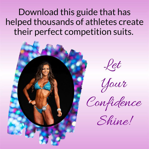 Angel Suit Buying Guide How to buy a competition suit for npc bikini competition