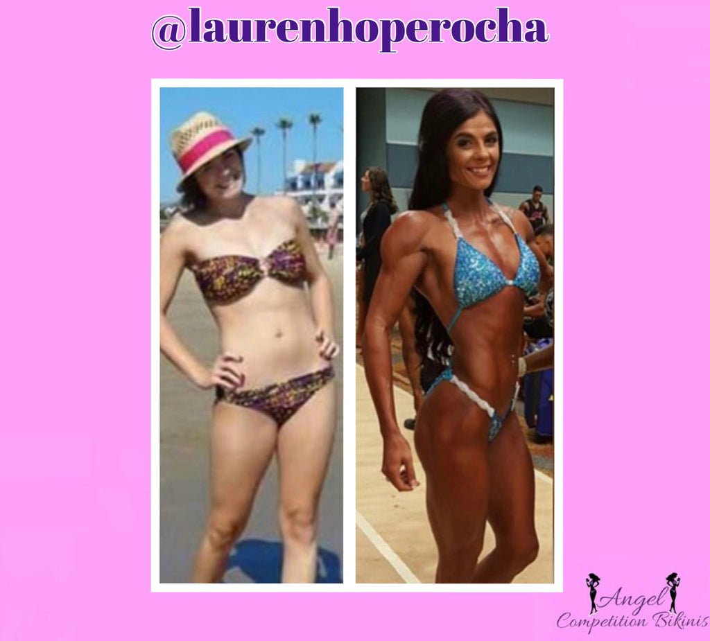 figure competitor before and after, npc figure competitor