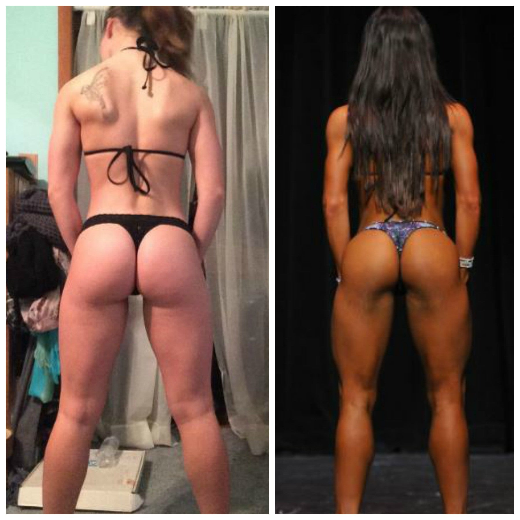 glute training tips for npc bikini competitors, training for an npc bikini competition