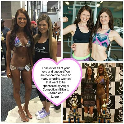 How to get sponsored as an NPC Bikini competitor