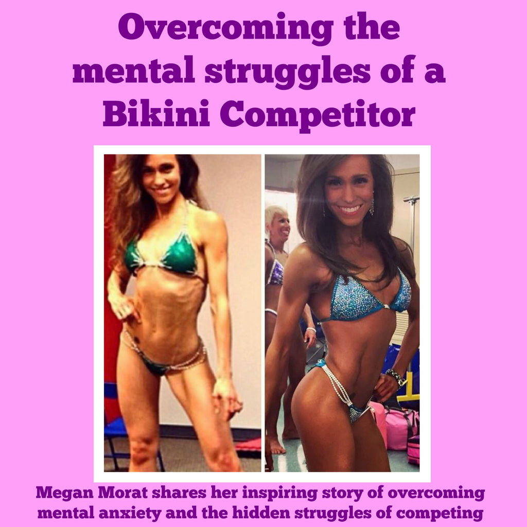 Overcoming the mental struggles of a bikini competitor, post bikini competition, post show diet,