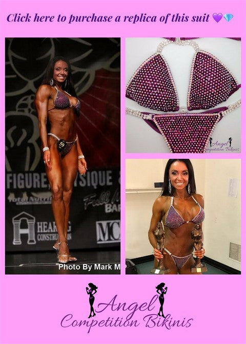 Bikini competition after pregnancy, npc bikini competitor and mom