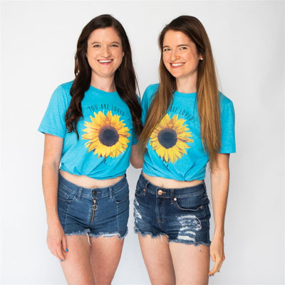 Sunflower Savannah Shirt
