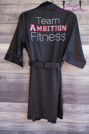 Team Ambition Fitness Robe