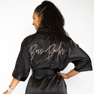 Boss Bodies Team Robe