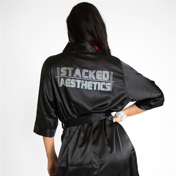 Stacked Aesthetics Team Robe
