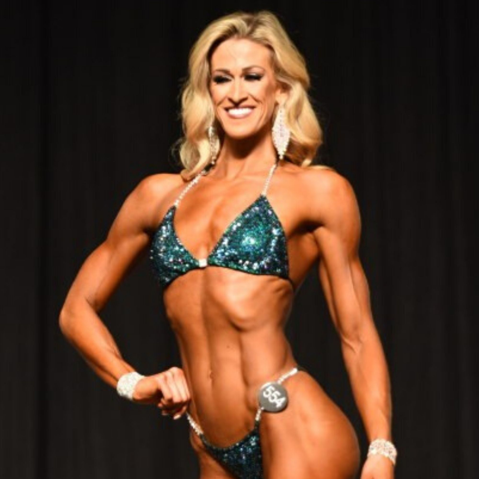 Daraja Hill Angel Competition Bikinis Sponsored Athlete How to become a sponsored athlete for npc bikini competitions