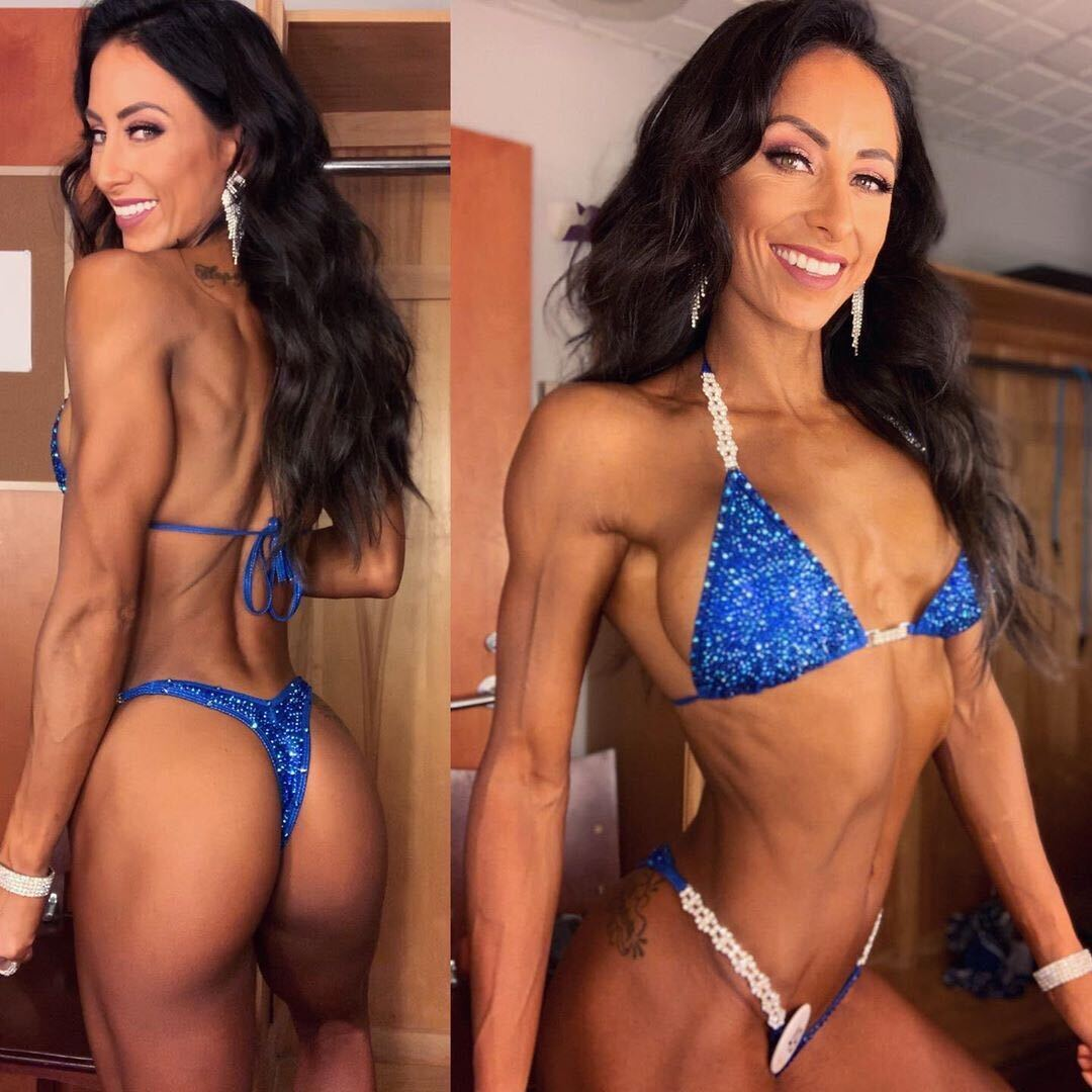 NPC Bikini competition suits, suits for bodybuilders, the best competition suits for ifbb or npc bikini competition, angel competition bikinis