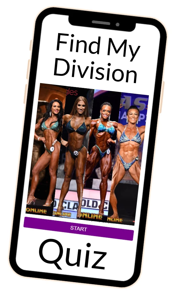 Angel Competition Bikinis makes competition suits for the bikini, wellness, figure, women's physique, and similar divisions.