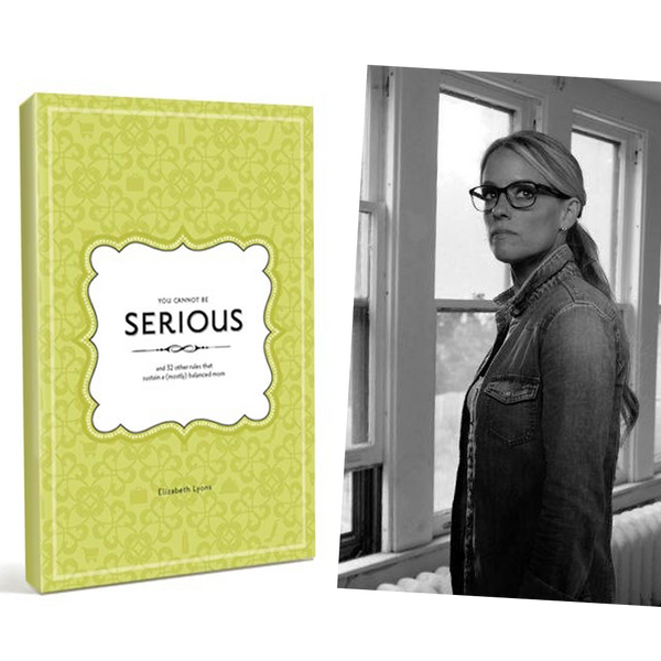 You Cannot Be Serious + Nicole Curtis Photo (autographed) or Leather Bookmark