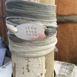 Sing Your Song Bracelet