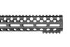 Low Profile Picatinny Rail M-Lok