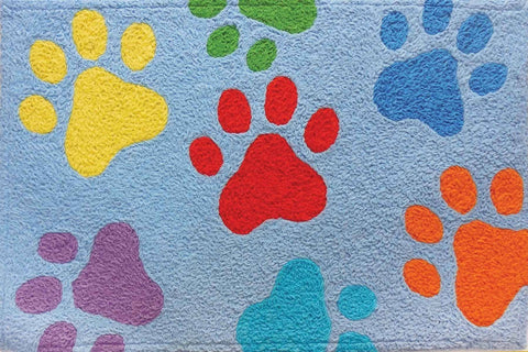Jellybean Rugs - Colorful Paws