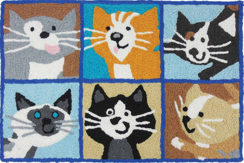 Jellybean Rugs - Cat Krazy