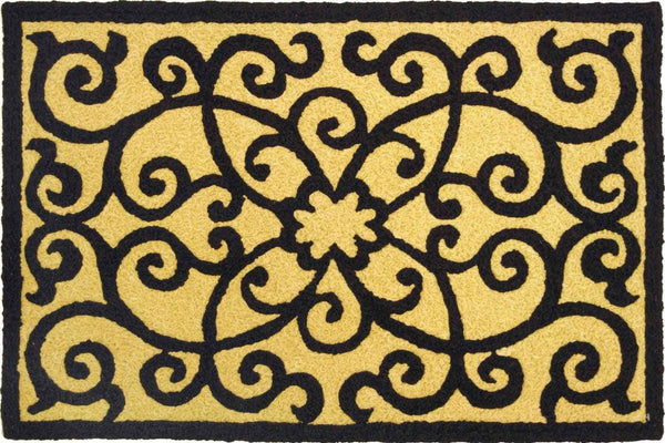 Jellybean Rugs Frontgate Black Tan Hollywood Feed