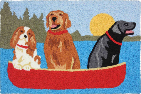 Jellybean Rugs - Lake Dogs
