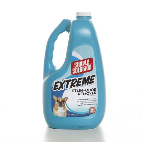Hollywood Feed - Simple Solution Extreme Stain and Odor Remover - 1 Gallon - Waste Control