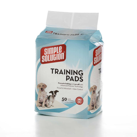 Hollywood Feed - Simple Solution Training Pads - 50ct - Waste Control