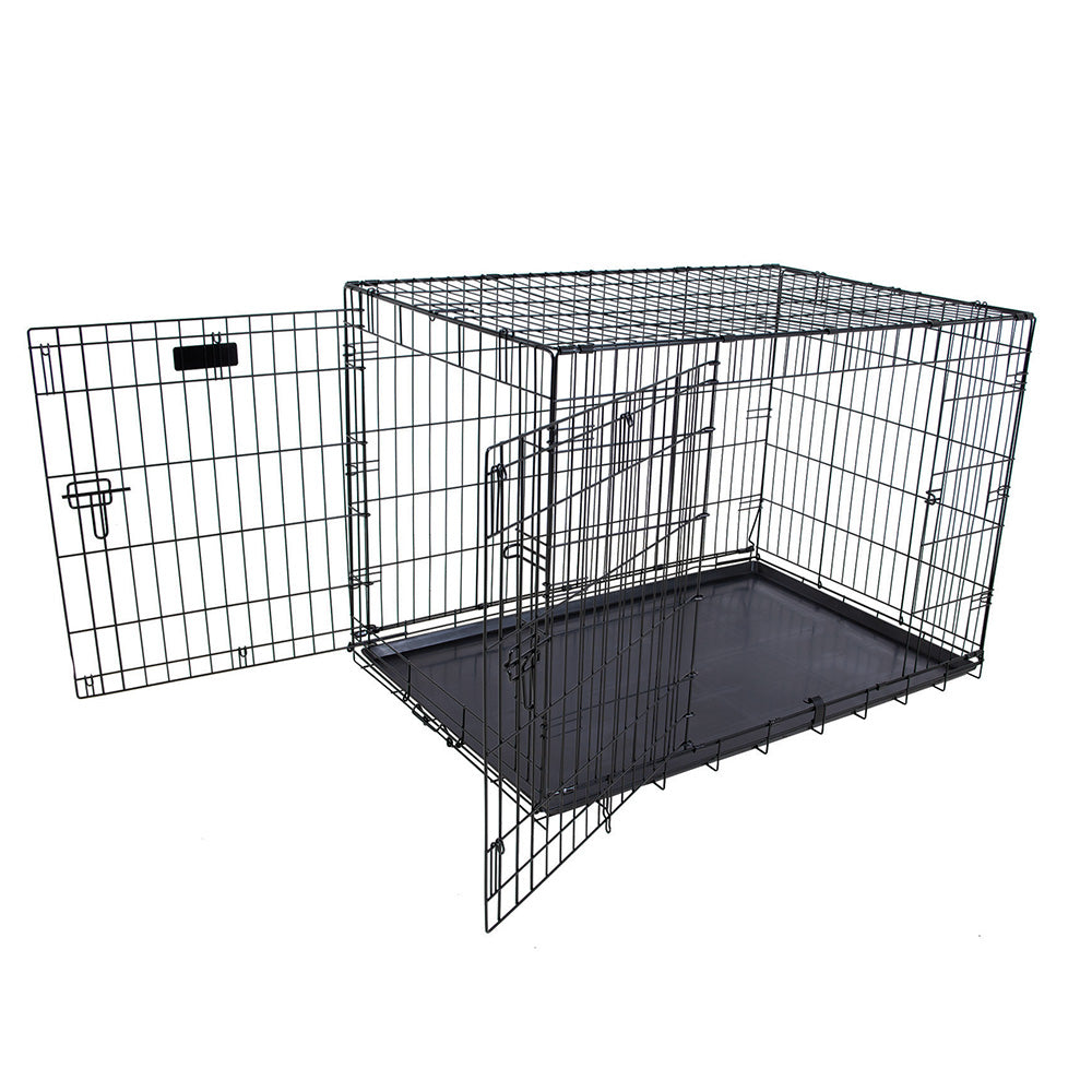 Hollywood Feed 2 Door Wire Crate - Large (42\