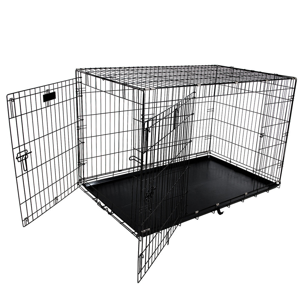 Hollywood Feed 2 Door Wire Crate - Extra Large (48\