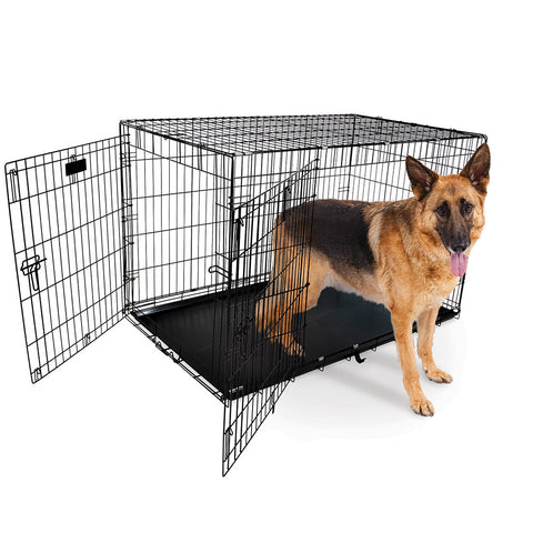 "Hollywood Feed 2 Door Wire Crate - Extra Large (48"")"