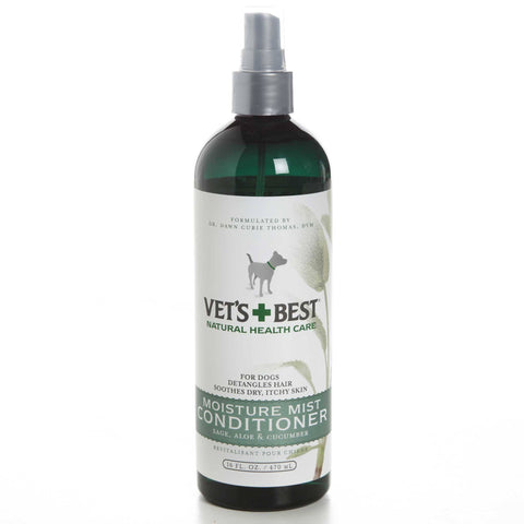 Hollywood Feed - Vet's Best Conditioner - Moisture Mist - 16oz - Coat Conditioner