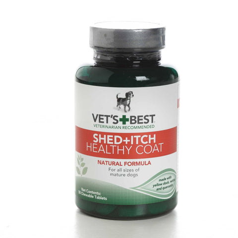 Hollywood Feed - Vet's Best Shed + Itch Healthy Coat - 50ct - Skin Care