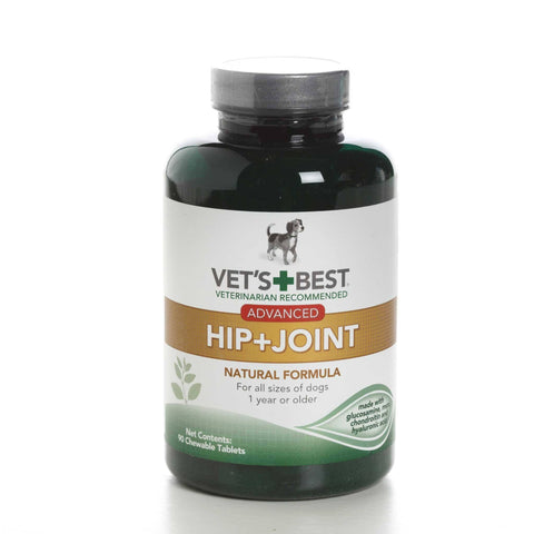 Hollywood Feed - Vet's Best Advanced Hip & Joint - 90ct - Hip & Joint