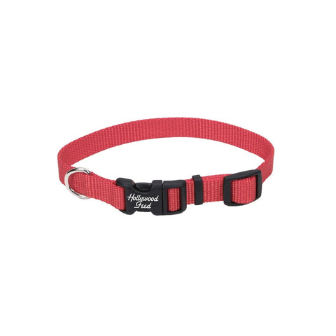 Hollywood Feed Nylon Collar - Red