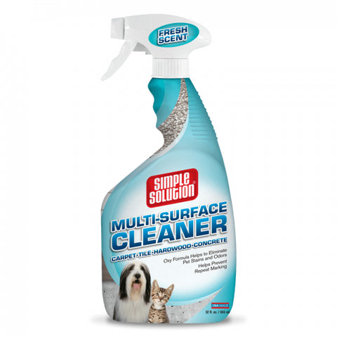 Simple Solution Multi Surface Cleaner - 32oz