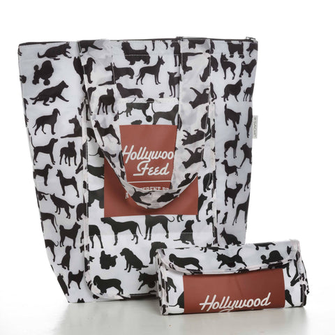 Hollywood Feed - Hollywood Feed Insulated Tote Bag - Tote Bag