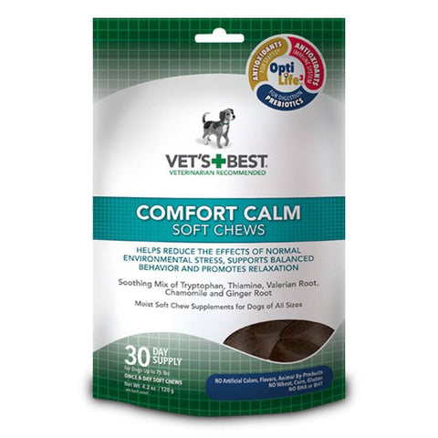 Vet's Best Soft Chew - Comfort Calm