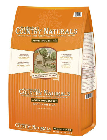 Country Naturals Dog Food - Adult Entrée